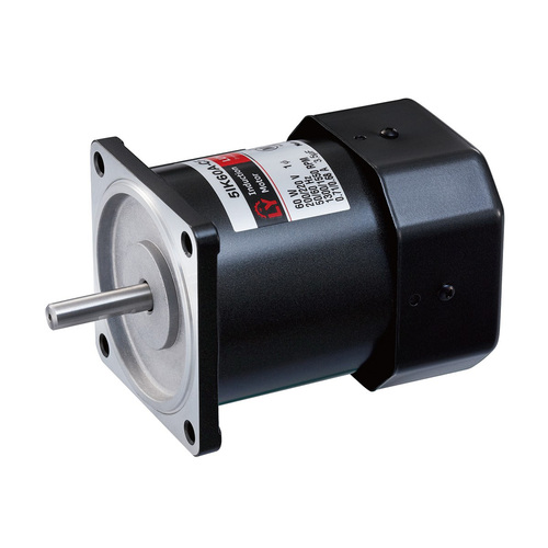 AC Small Motors with Fan示意圖